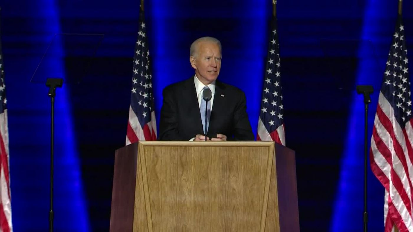 Biden adjusting agenda to reflect narrow divide in Congress