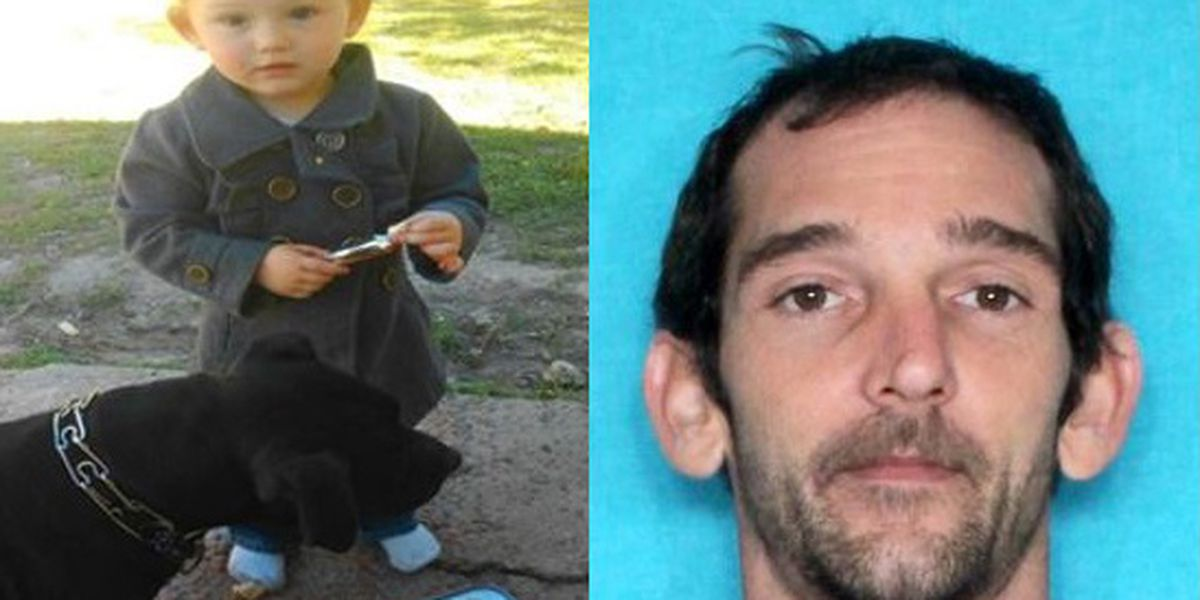 AMBER ALERT CANCELLED: 3-year-old girl found safe; suspect in custody.