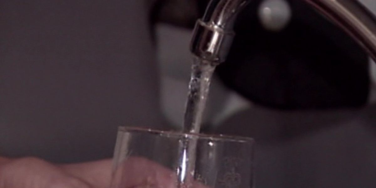 Study: Drinking tap water may pose risk for cancer