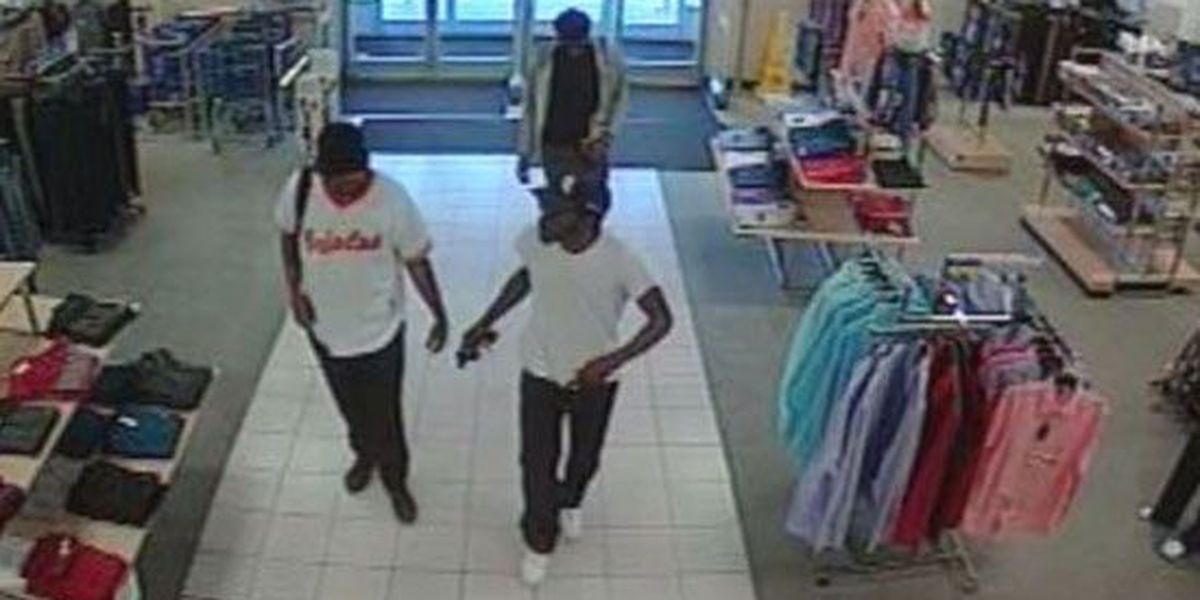 Three men steal over $100,000 in jewelry from Sears in Whitehaven