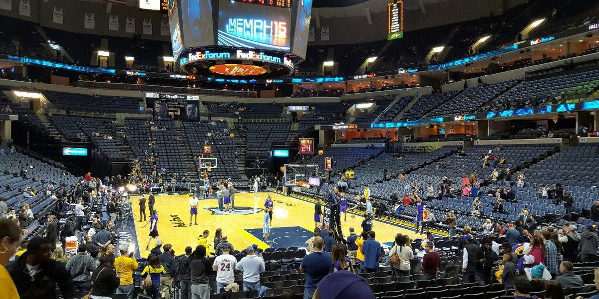 Grizzlies tickets rank 3rd cheapest in NBA