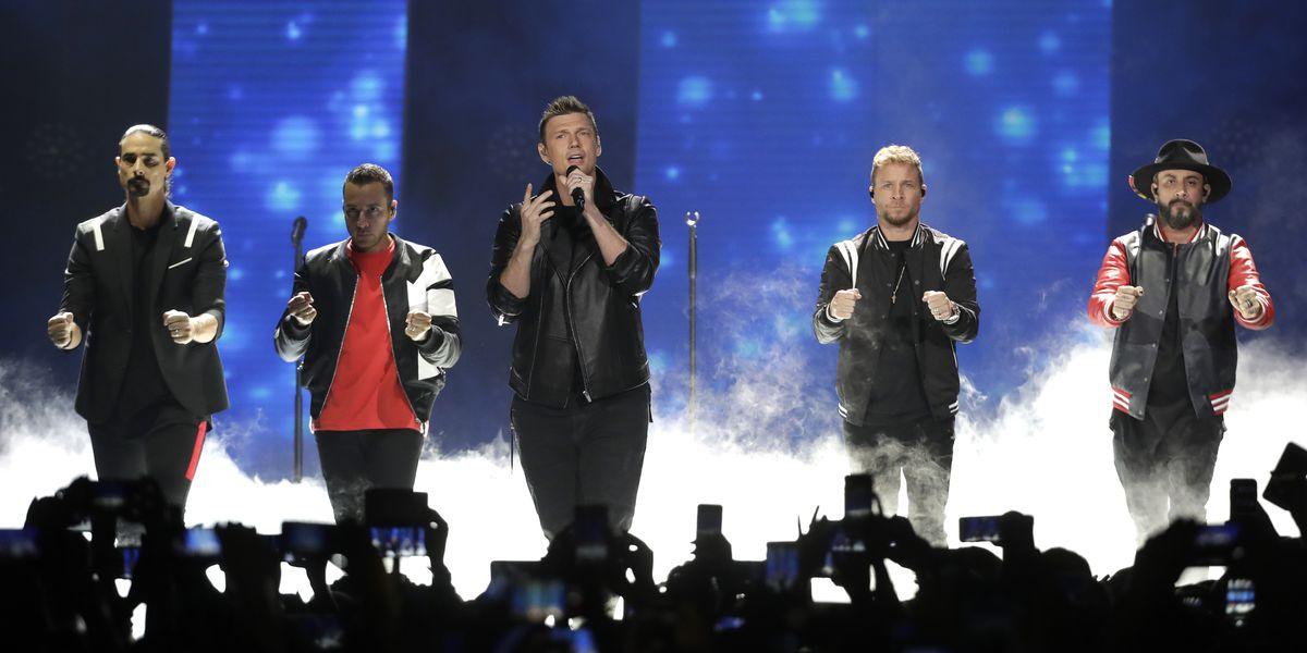 Backstreet Boys tour headed to Memphis