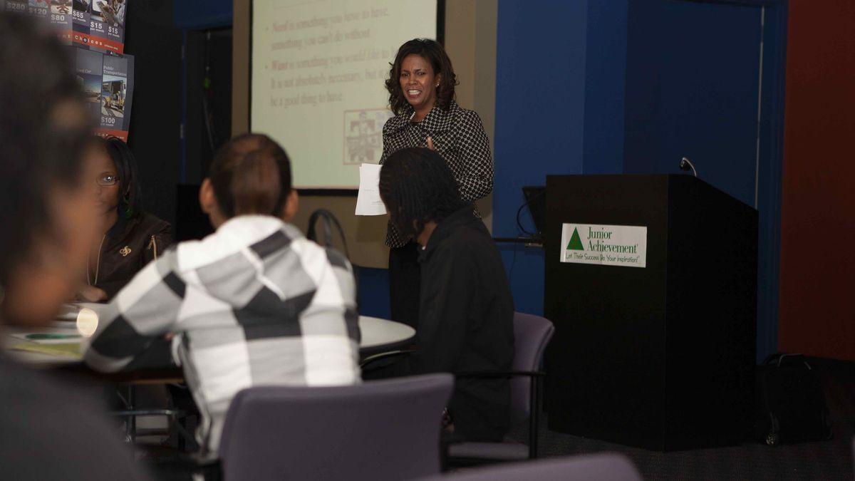 First Horizon Foundation awards $500K to Junior Achievement of Memphis