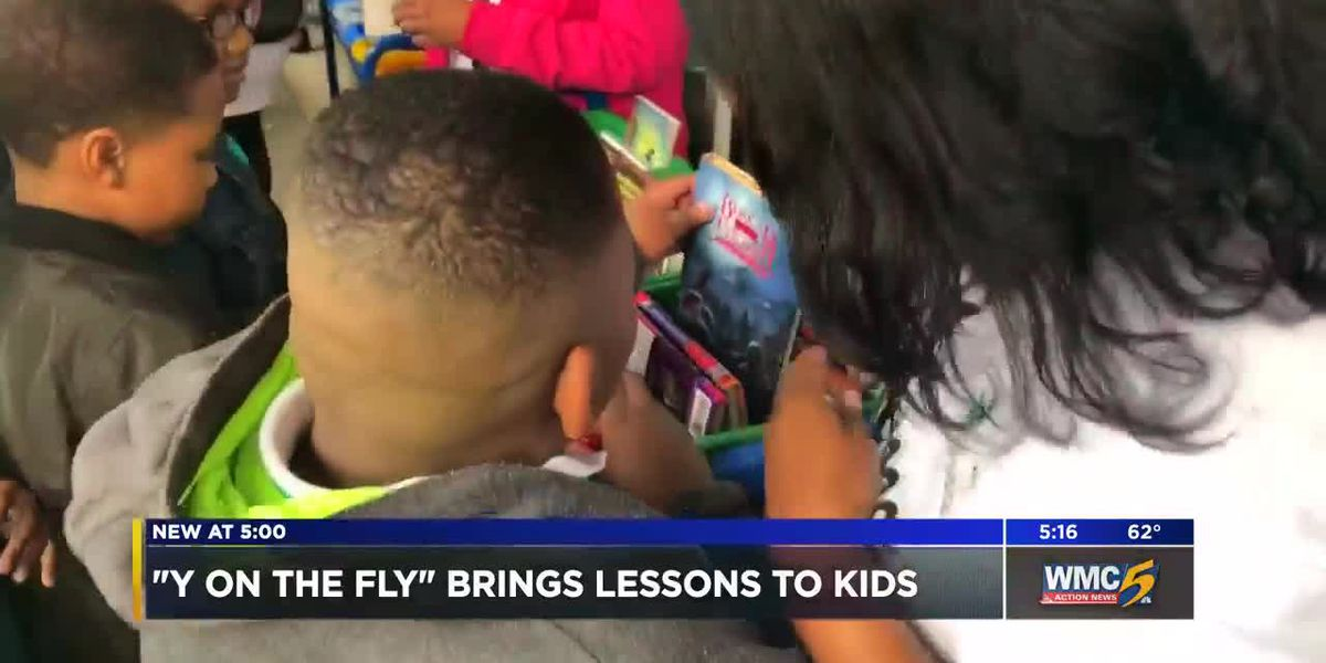New program 'Y on the Fly' brings the YMCA to children in under-served areas