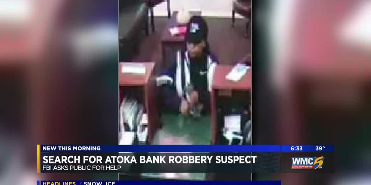 FBI trying to ID bank robbery suspect
