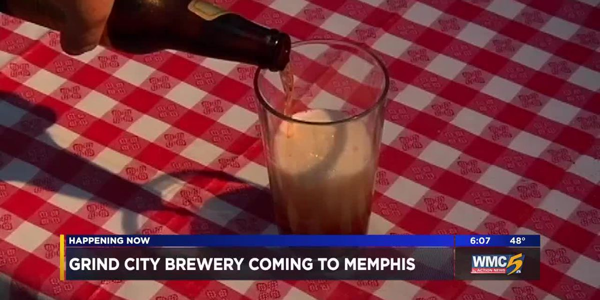 Grind City Brewery coming to Memphis