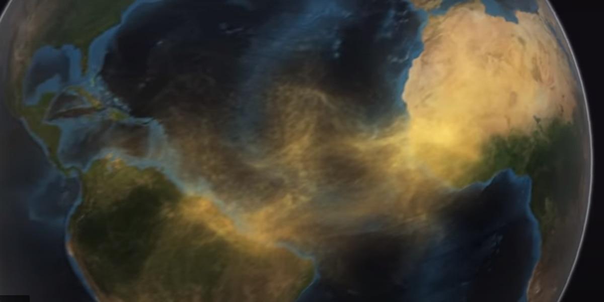 Breakdown: Saharan Dust-What is it & why it inhibits Hurricanes