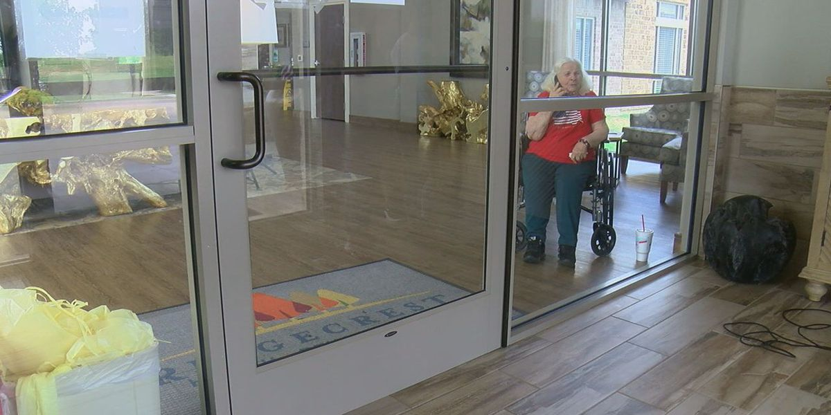 Tennessee lifting nursing home visitation restrictions Sunday