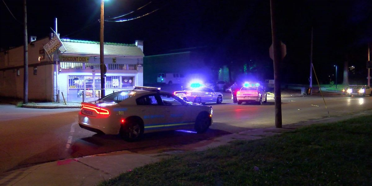 2 shot in convenience store parking lot