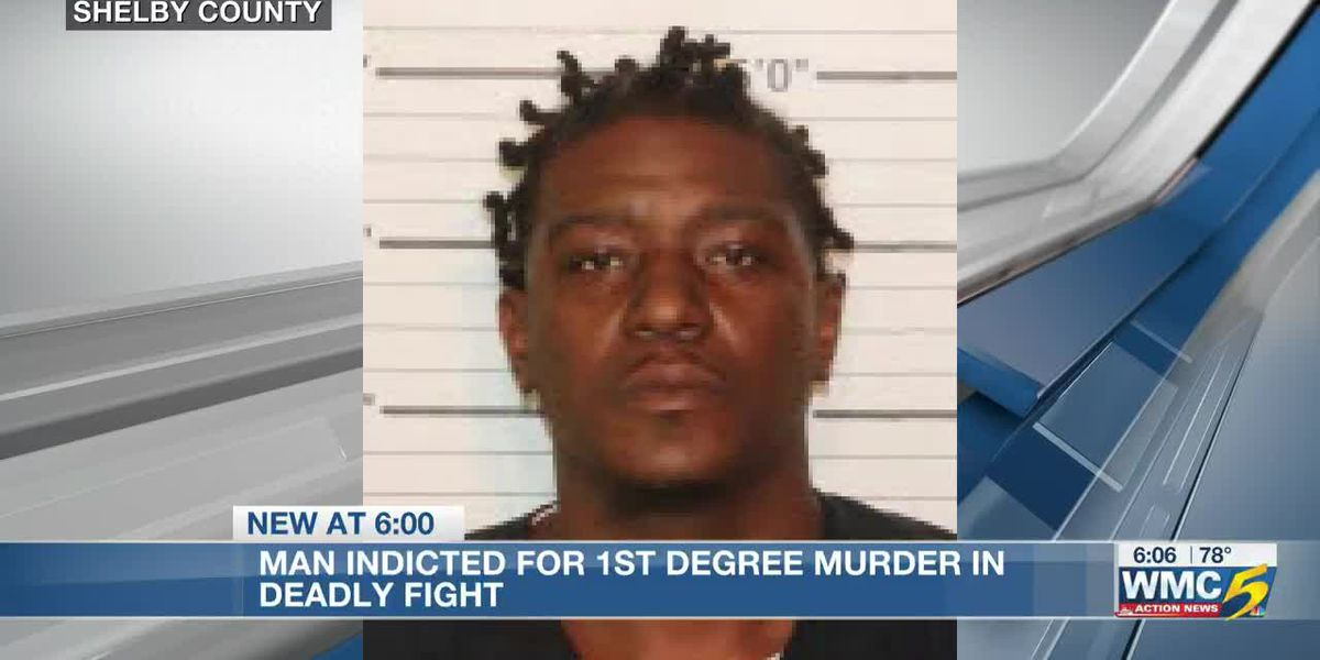 Man indicted in East Memphis homicide