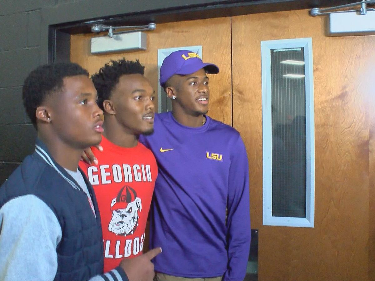 Horn Lake's Nakobe Dean, nation's top ILB, signs with UGA