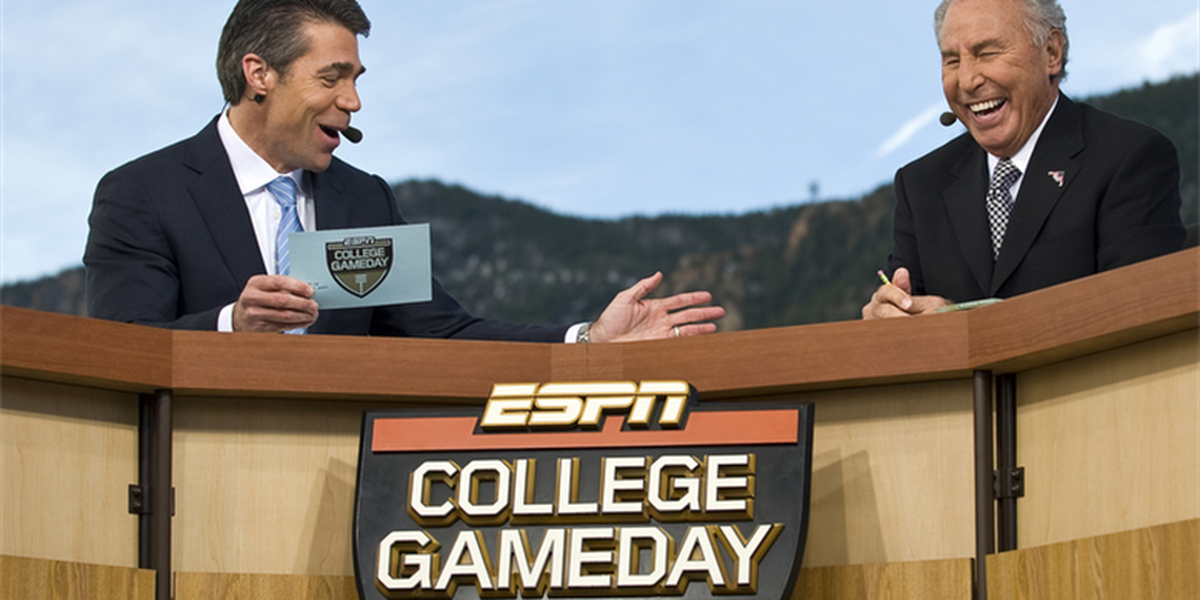 ESPN's College GameDay coming to Memphis