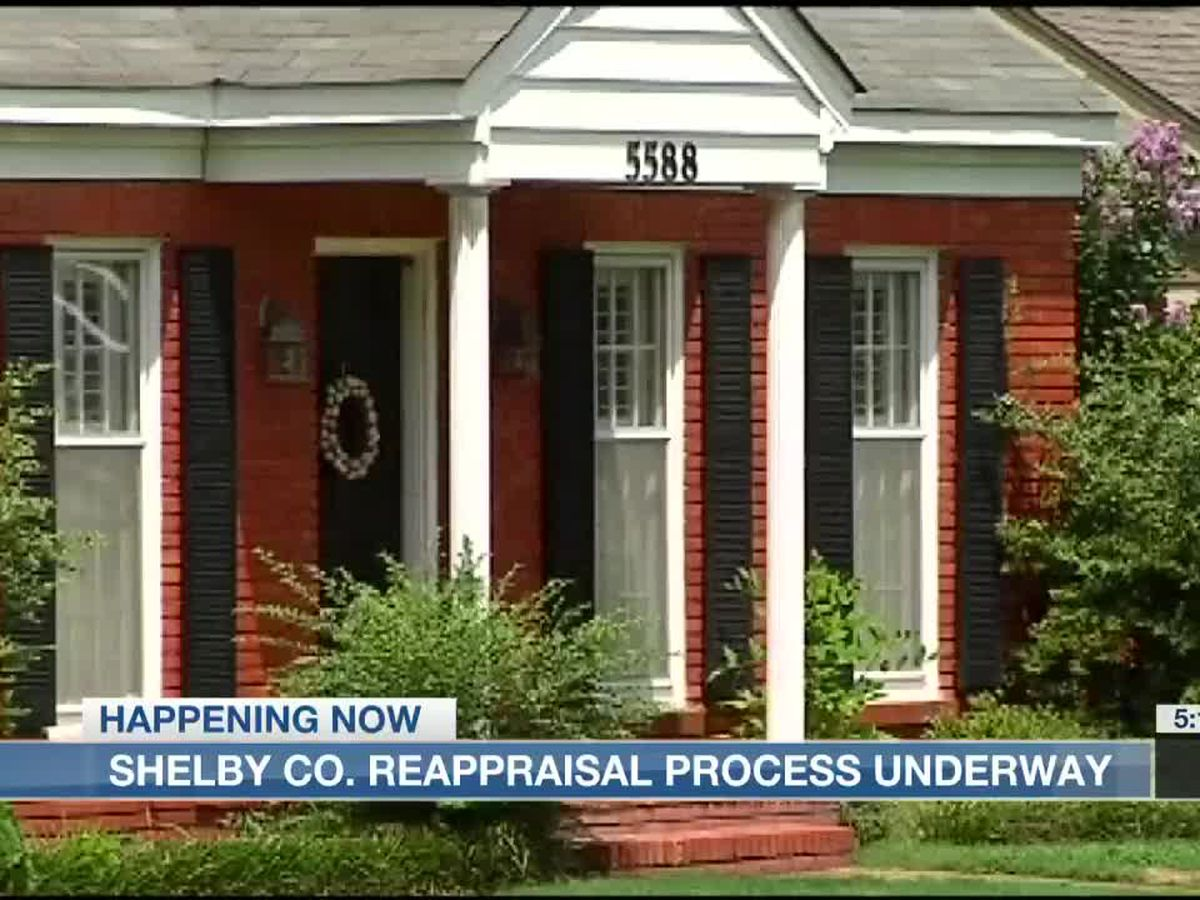 Reappraisal process underway in Shelby County
