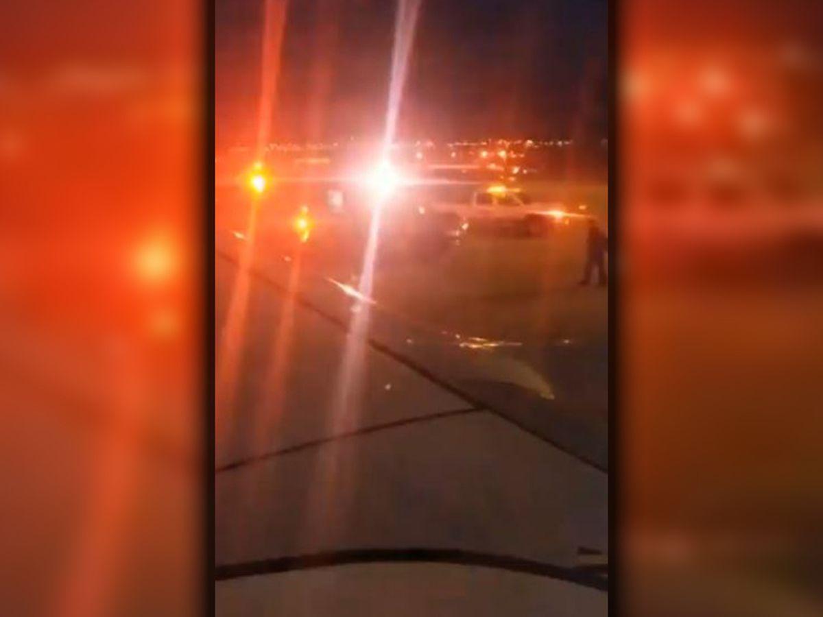 Canadian-bound flight makes emergency landing in Memphis