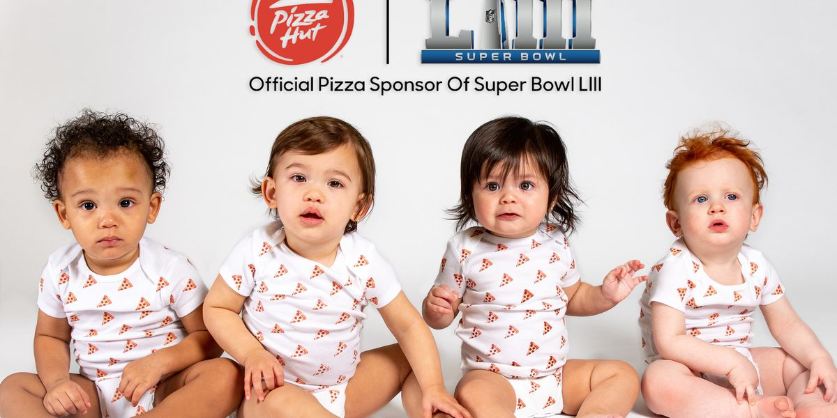 Pizza Hut to give free pizza and Super Bowl tickets to first baby born after kickoff