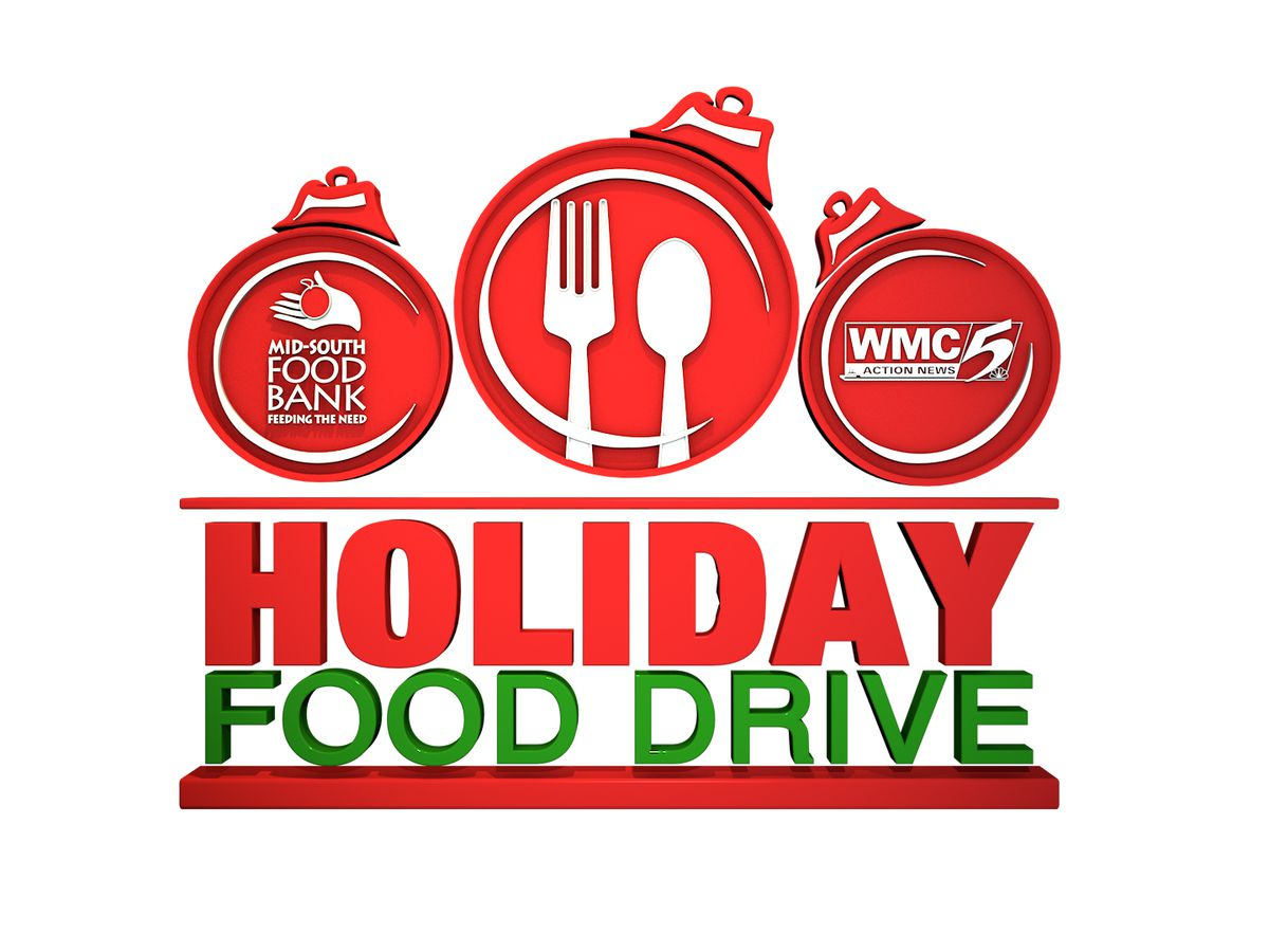 2019 Holiday Food Drive benefits the Mid-South Food Bank and helps families in need