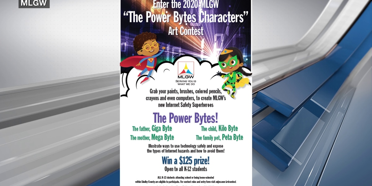 MLGW hosting student poster contest focused on internet safety