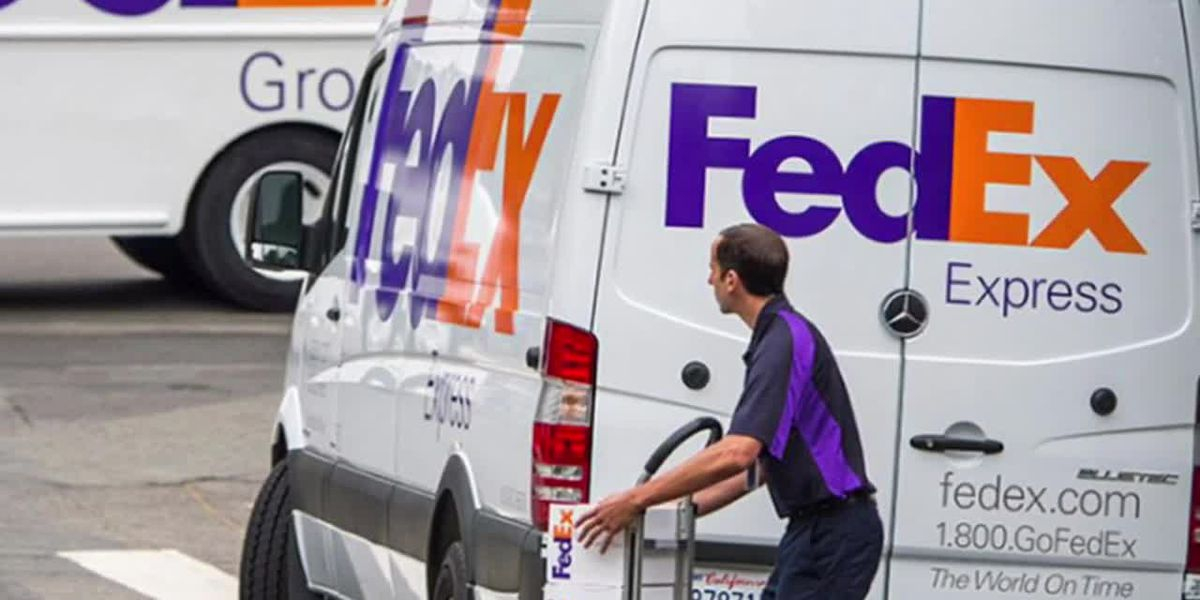 Severe weather causes FedEx package delays nationwide