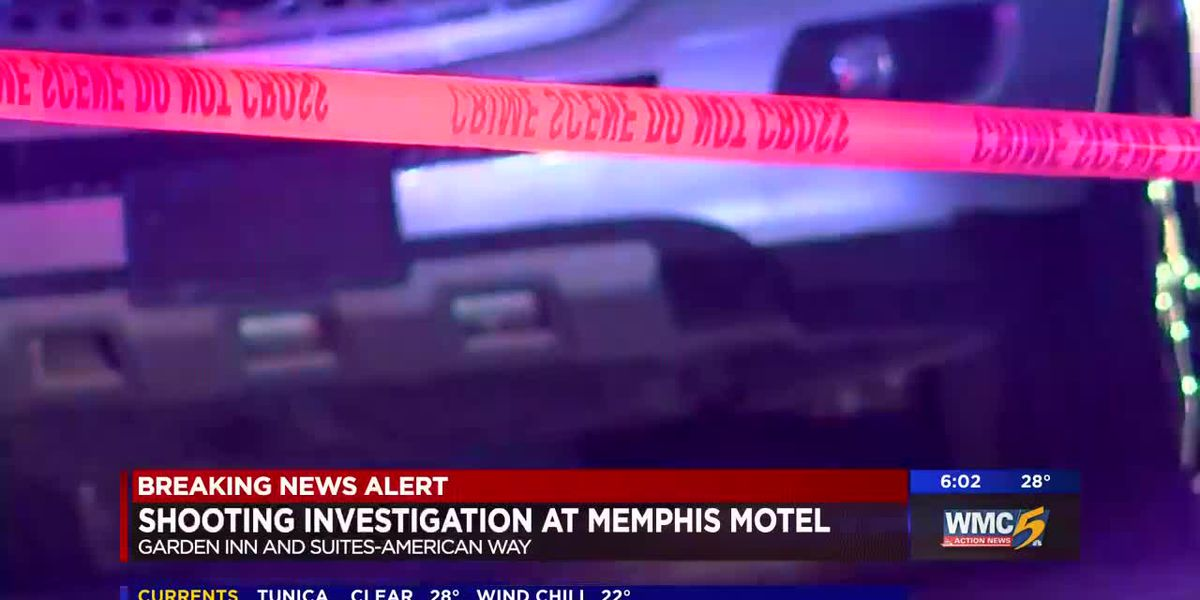 Police investigate shooting at Memphis hotel