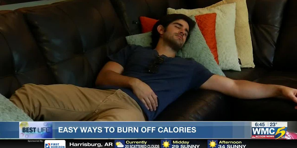 Best Life: Easy ways to burn more calories