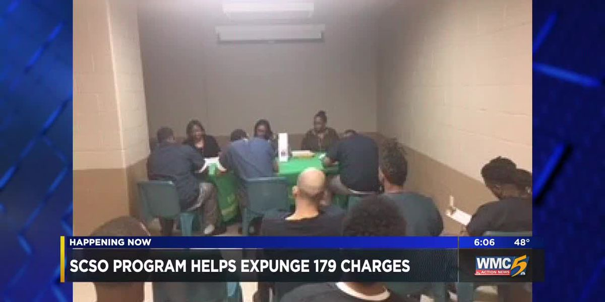 SCSO program helps expunge 179 charges