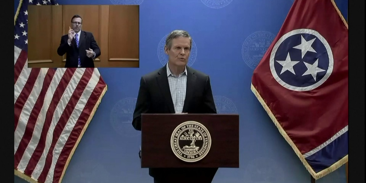 Governor: Restaurants, retail stores among 1st businesses allowed to reopen in Tennessee