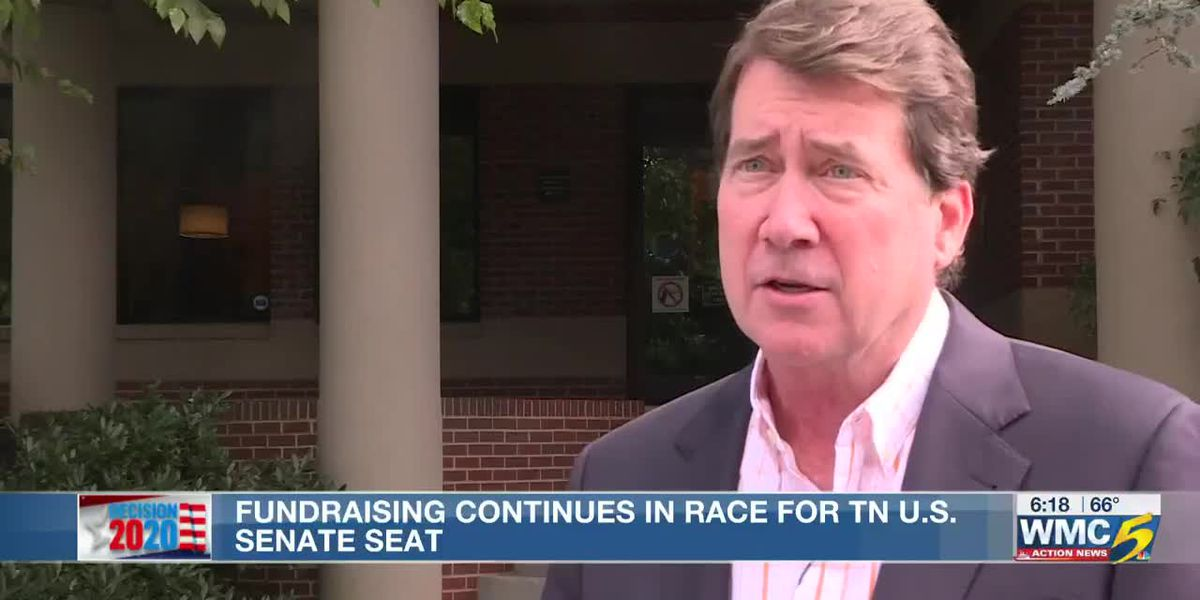Campaign fundraising continues in race for Tennessee U.S. Senate seat