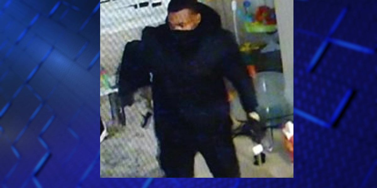 Suspect wanted in Bartlett home burglary