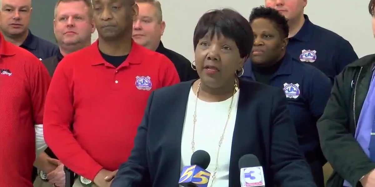 City unions team up with press conference ahead of negotiations, call for raises
