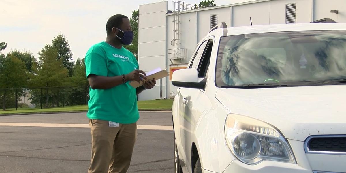 Southaven company gets creative by hosting drive-thru job fair