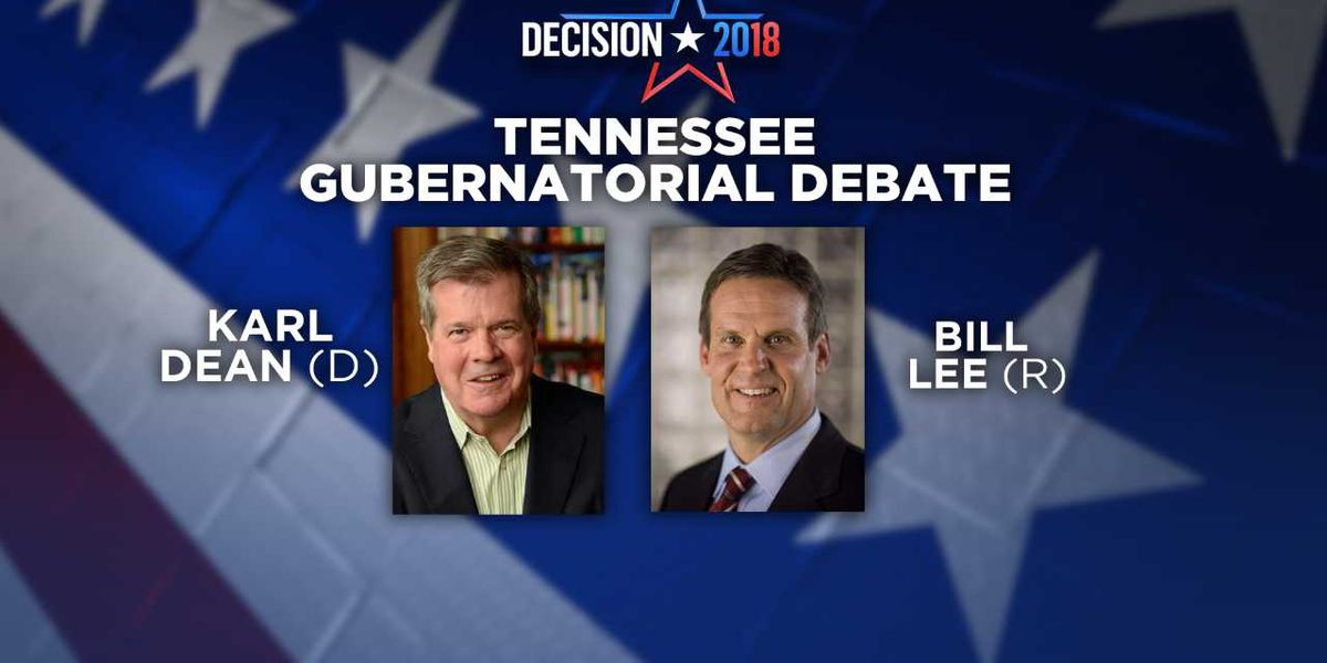 Tickets available for Memphis gubernatorial debate
