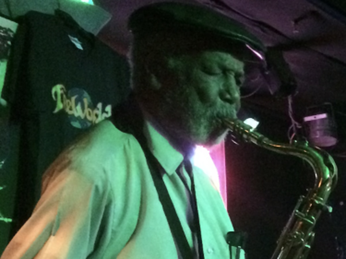 90-year-old Saxophonist Dr. Herman Green has died