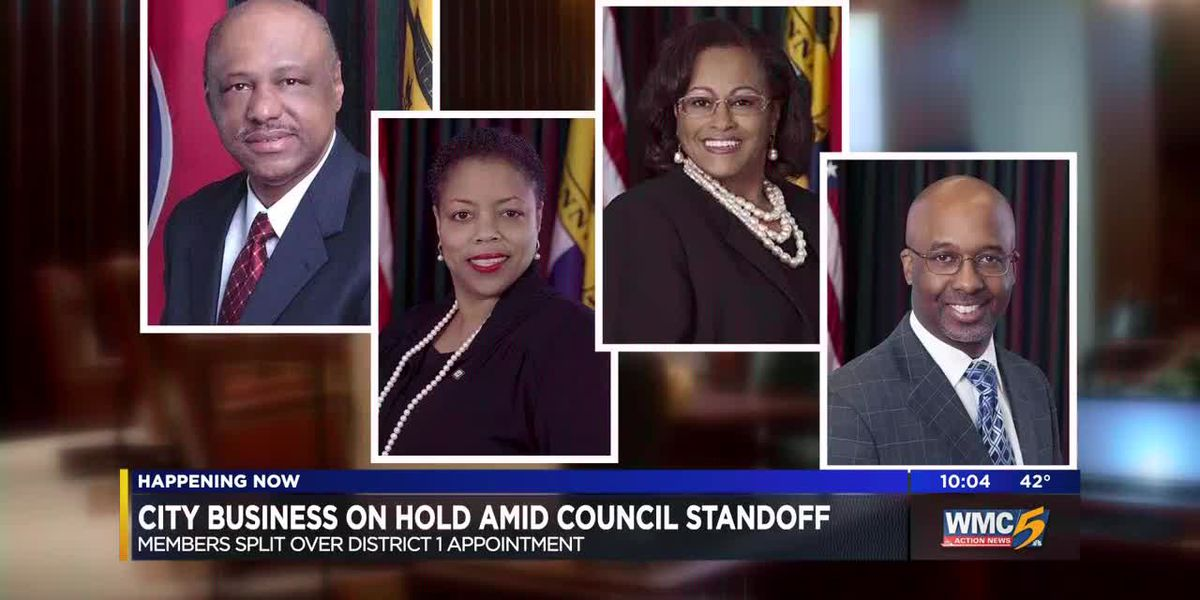 Memphis City Council unable to convene for third day after just 4 members attend Thursday's meeting