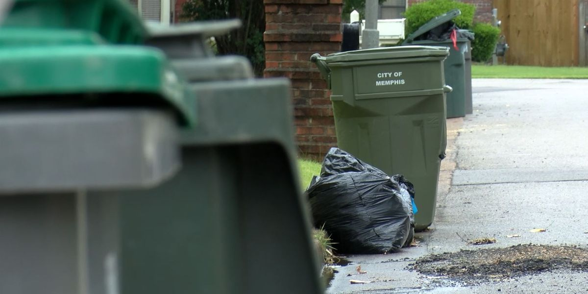 City of Memphis terminates contract with Waste Pro, new contractor to begin trash pickup Monday