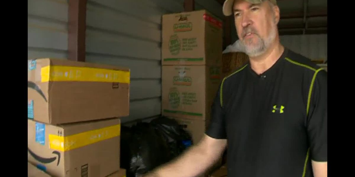 Combat veteran, wife donate all their belongings to firefighters affected by California wildfires