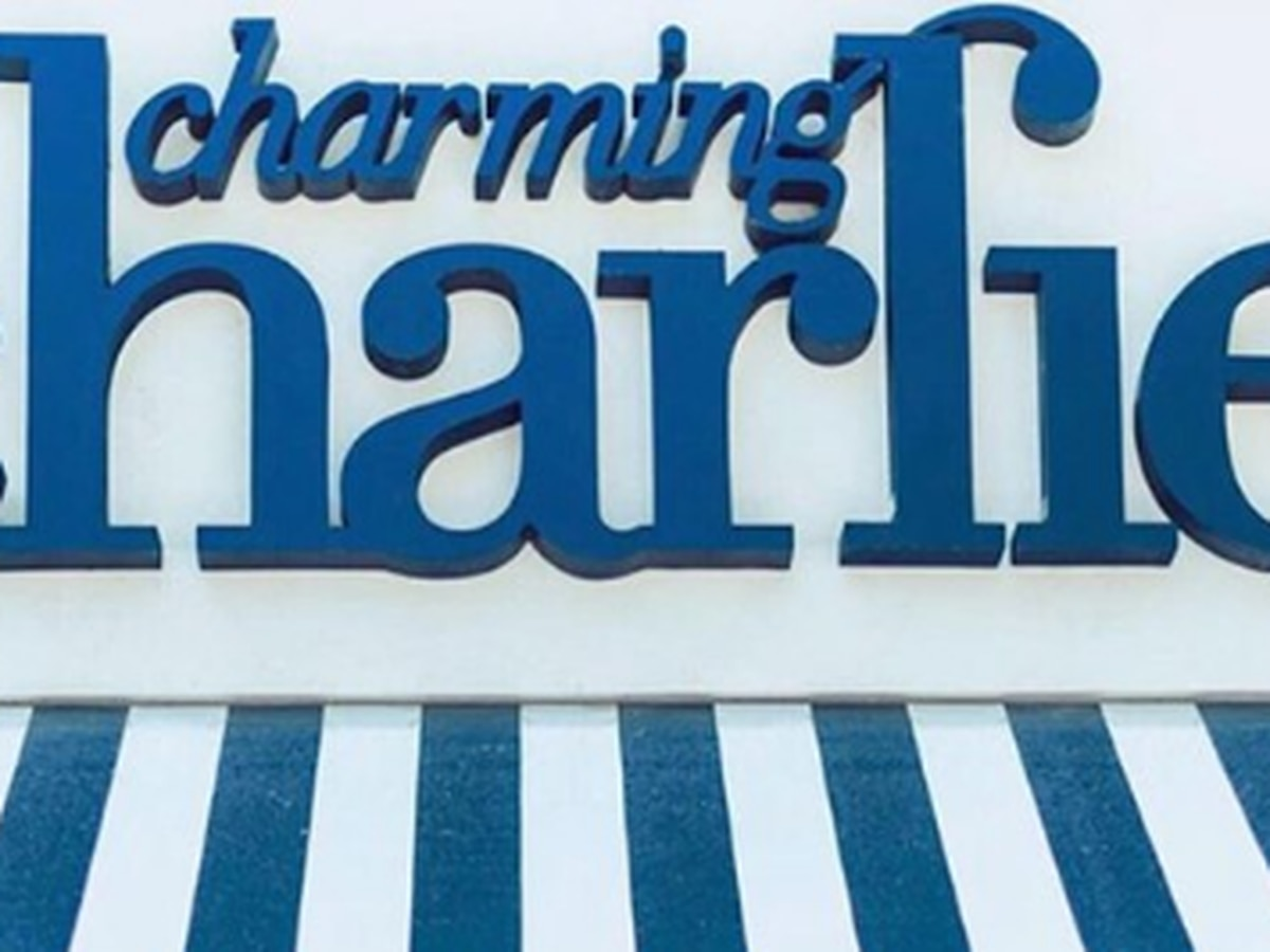 Fashion, jewelry chain Charming Charlie will close all 261 stores in the U.S.