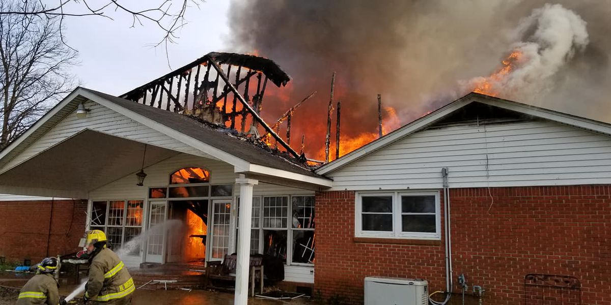 Fire destroys Mississippi County home