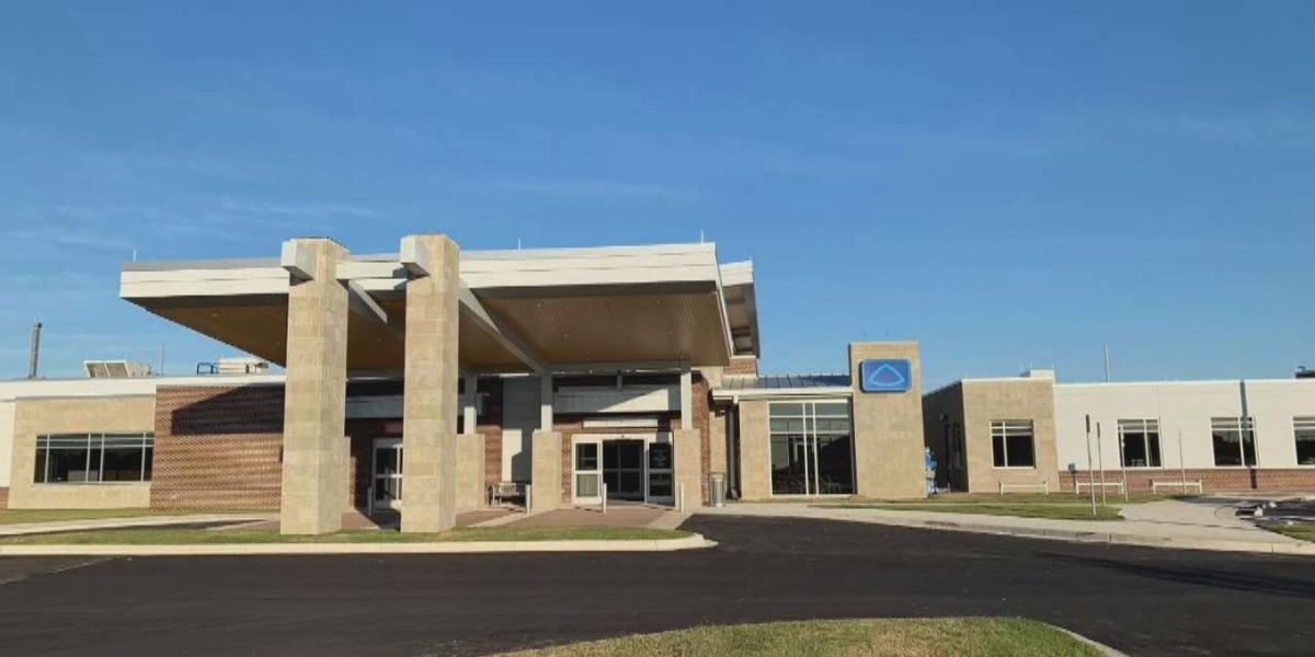 Crittenden County hospital set to open