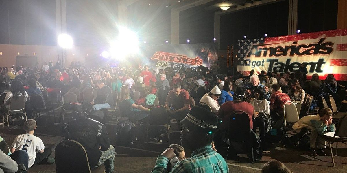 Performers swarm Bluff City for America's Got Talent auditions