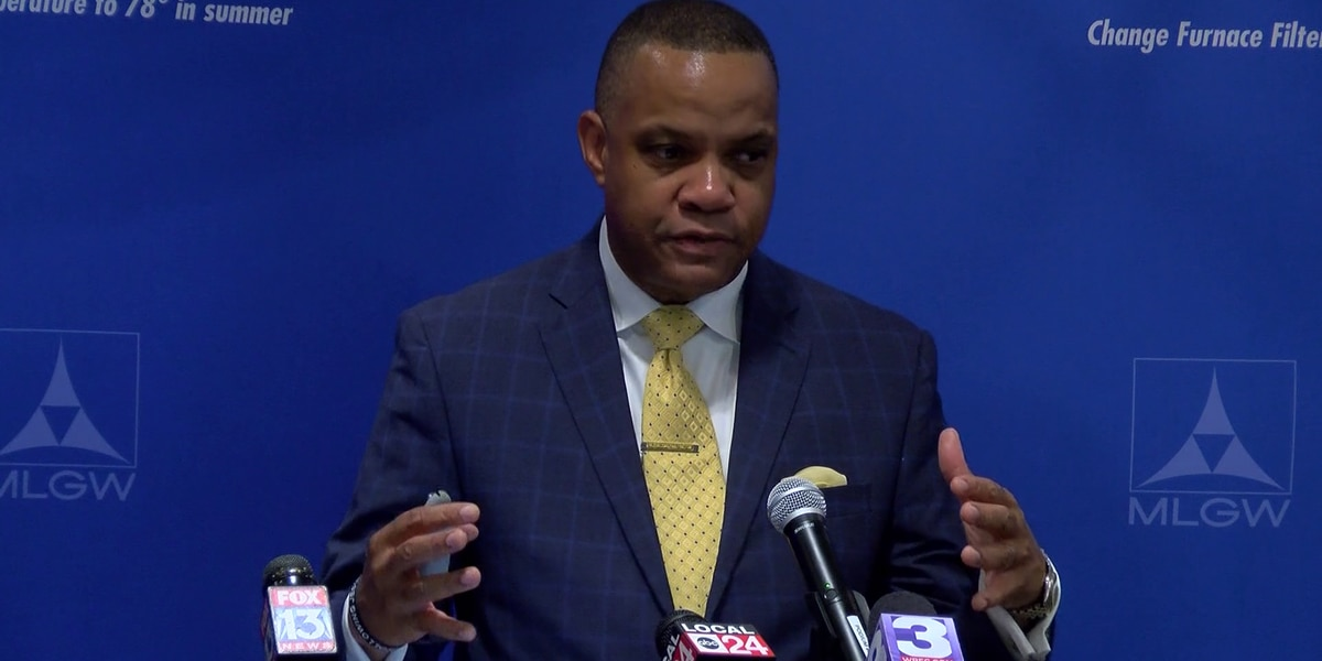 CEO J.T. Young gives first 'State of MLGW' address