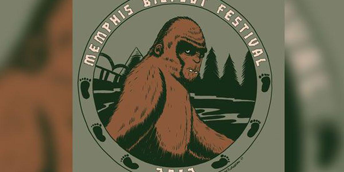 Celebrate Sasquatch at Memphis Bigfoot Fest