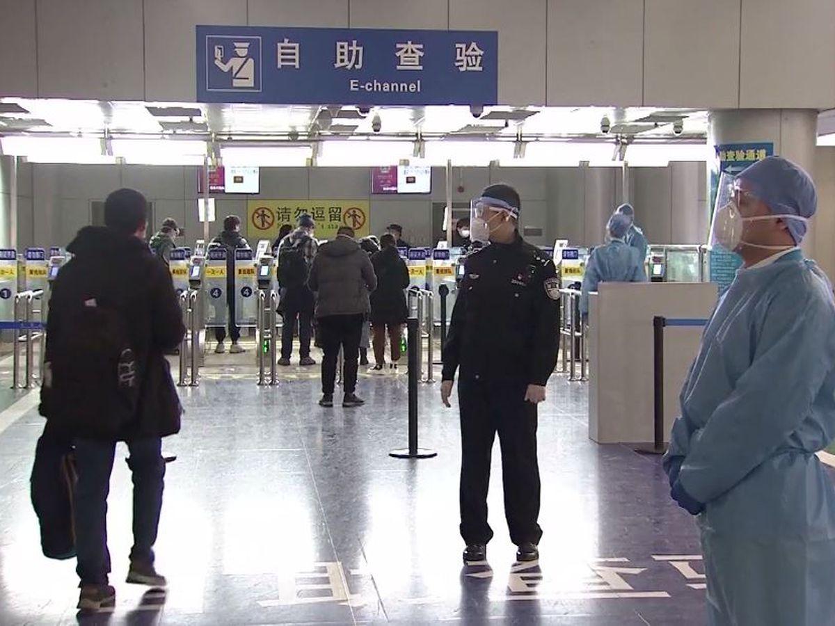 City at center of China's coronavirus outbreak gradually revives