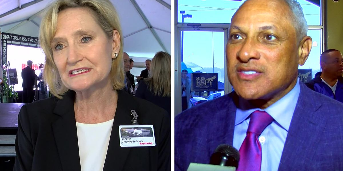 Mike Espy accepts invitation to debate opponent Cindy Hyde-Smith