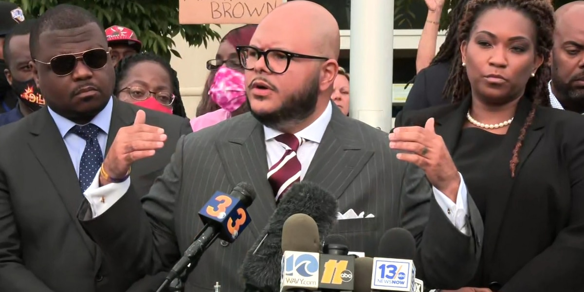 Andrew Brown's family views fatal shooting video