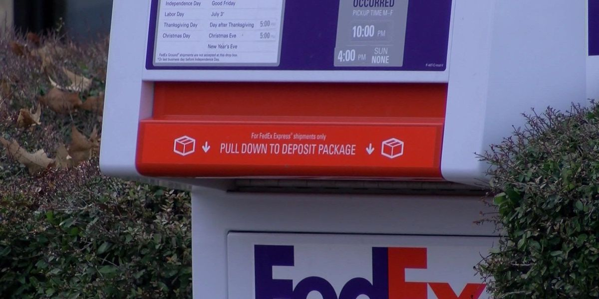 FedEx suffers 'substantial' IT system outage