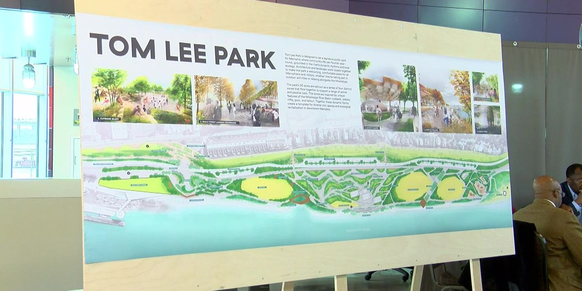 Council members concerned Tom Lee Park redesigns could interfere with Memphis in May festivities