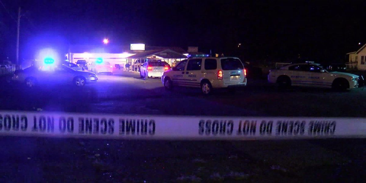 Man shot outside Lucille's Blues and Diner