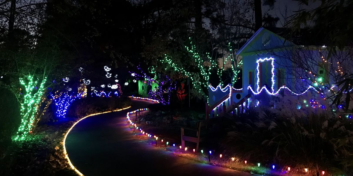 Holiday Wonders at the Garden opens Friday with COVID-19 precautions