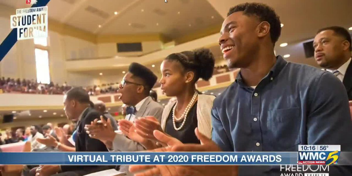 NCRM Freedom Awards held virtually this year
