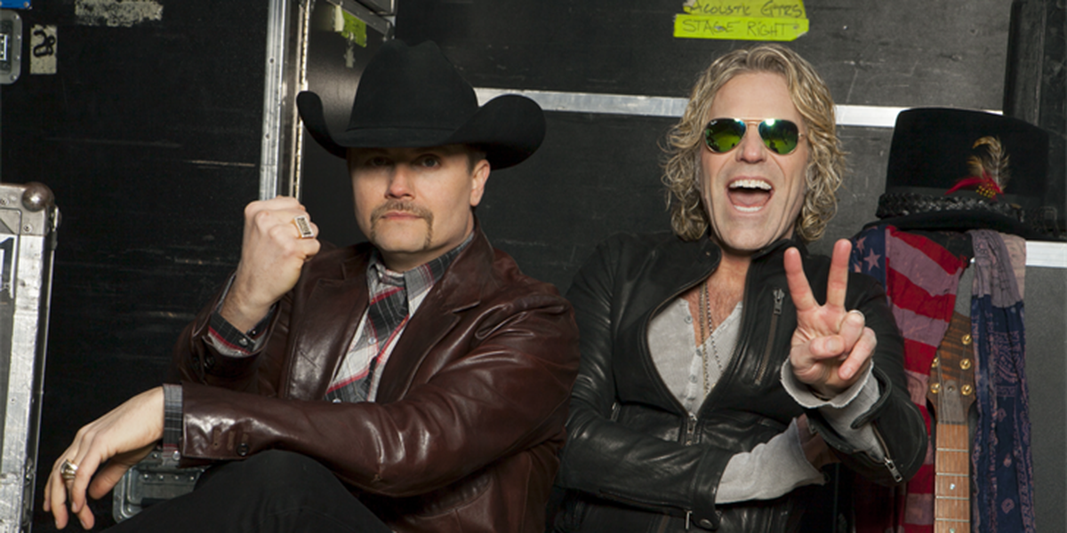 ENTER TO WIN: Tickets to see Big and Rich at Live at the Garden